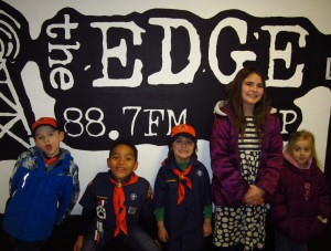 Tiger Cub Pack 95 & family