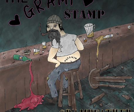 The Gramp Stamp by Grampfather