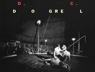 Album Cover: Dogrel by Fontaines DC