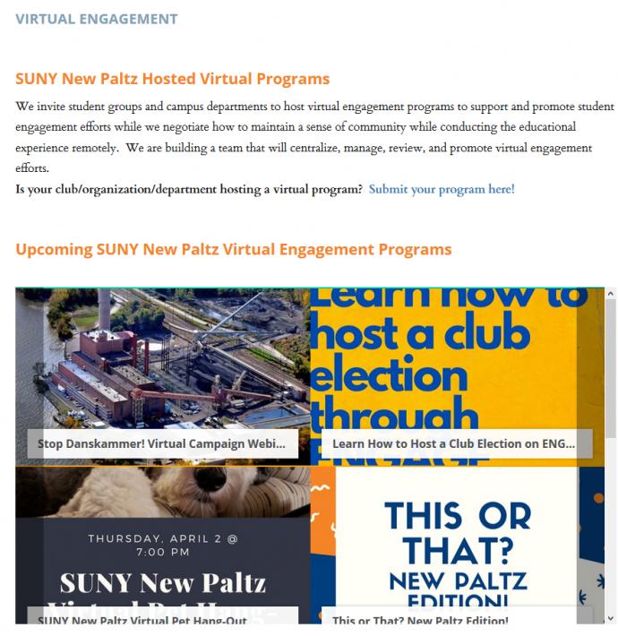 Edge Events Calendar – WFNP