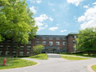 Minnewaska Hall is a suite-style residence hall on the SUNY New Paltz campus